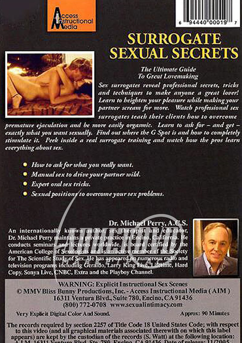 Mine, someone Sexual position instructional dvd