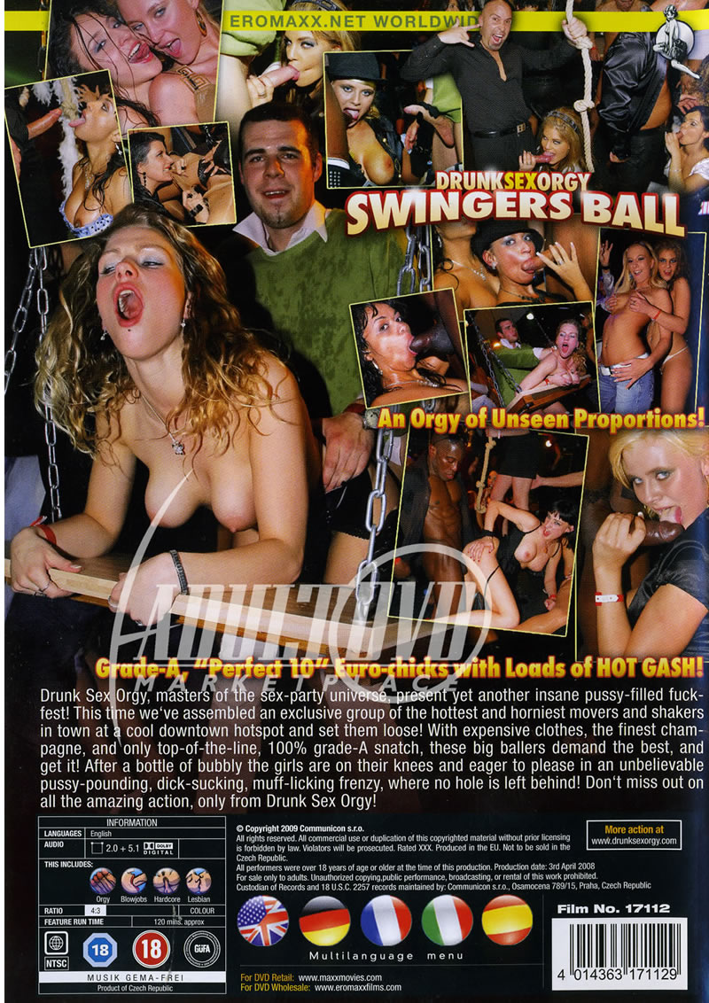 Drunk sex swinger