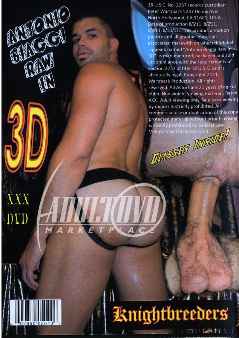 Antonio biaggi raw
