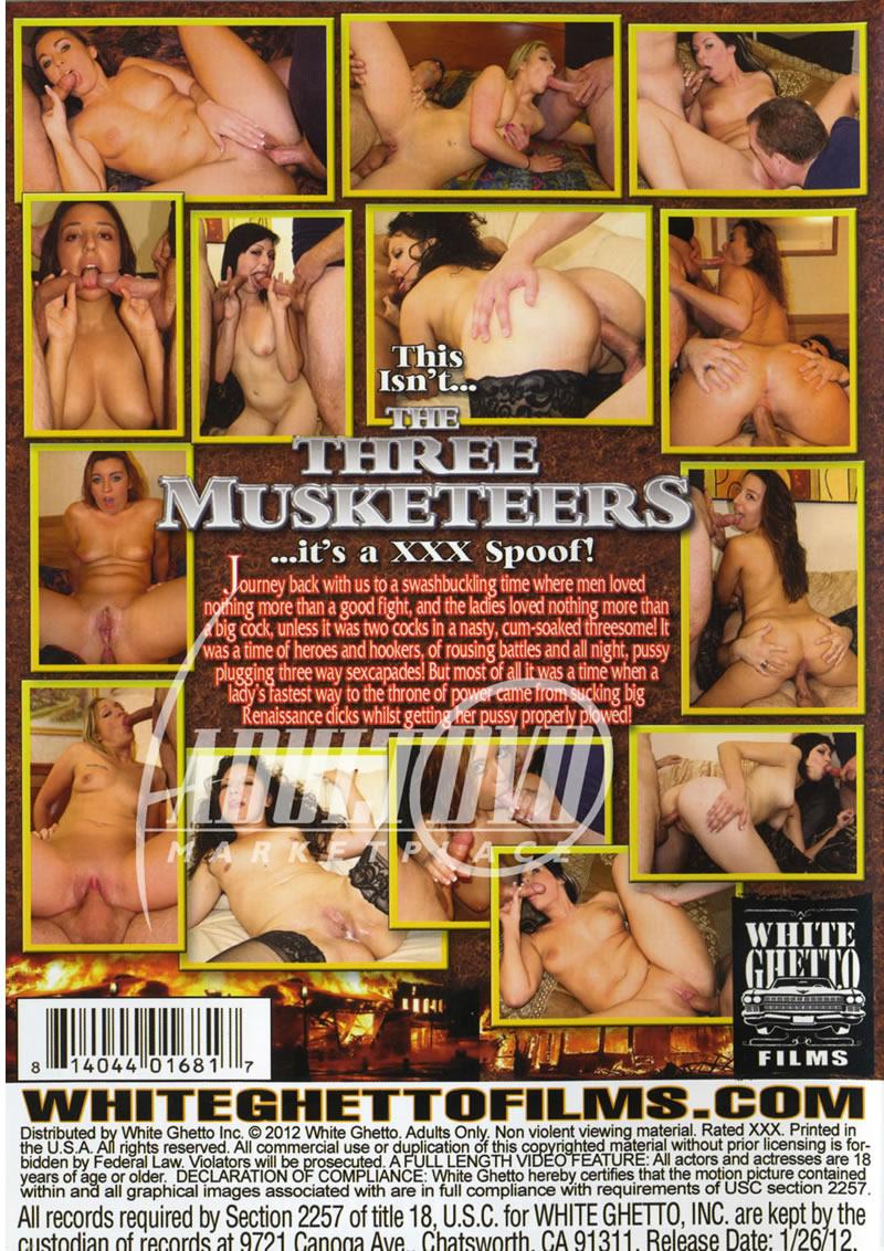 Смотреть порно бесплатно три мушкетера