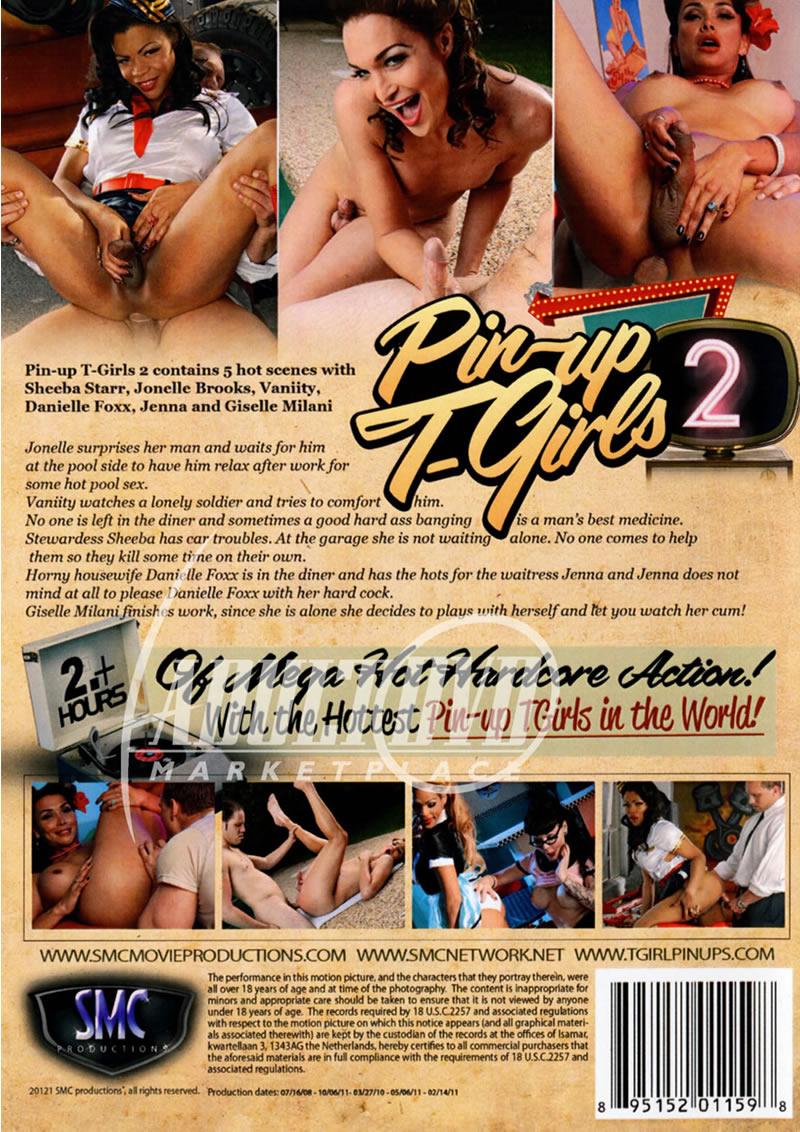 Pinup T Girls 2