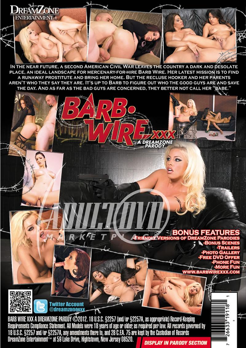 Barb Wire Xxx A Dreamzone Parody