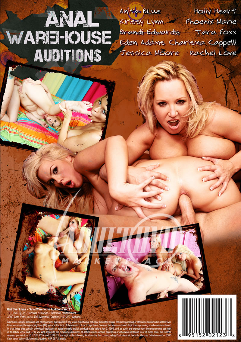 Anal auditions 1 join