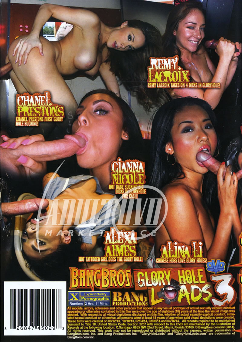 Mine very glory hole videos dvd speaking, would