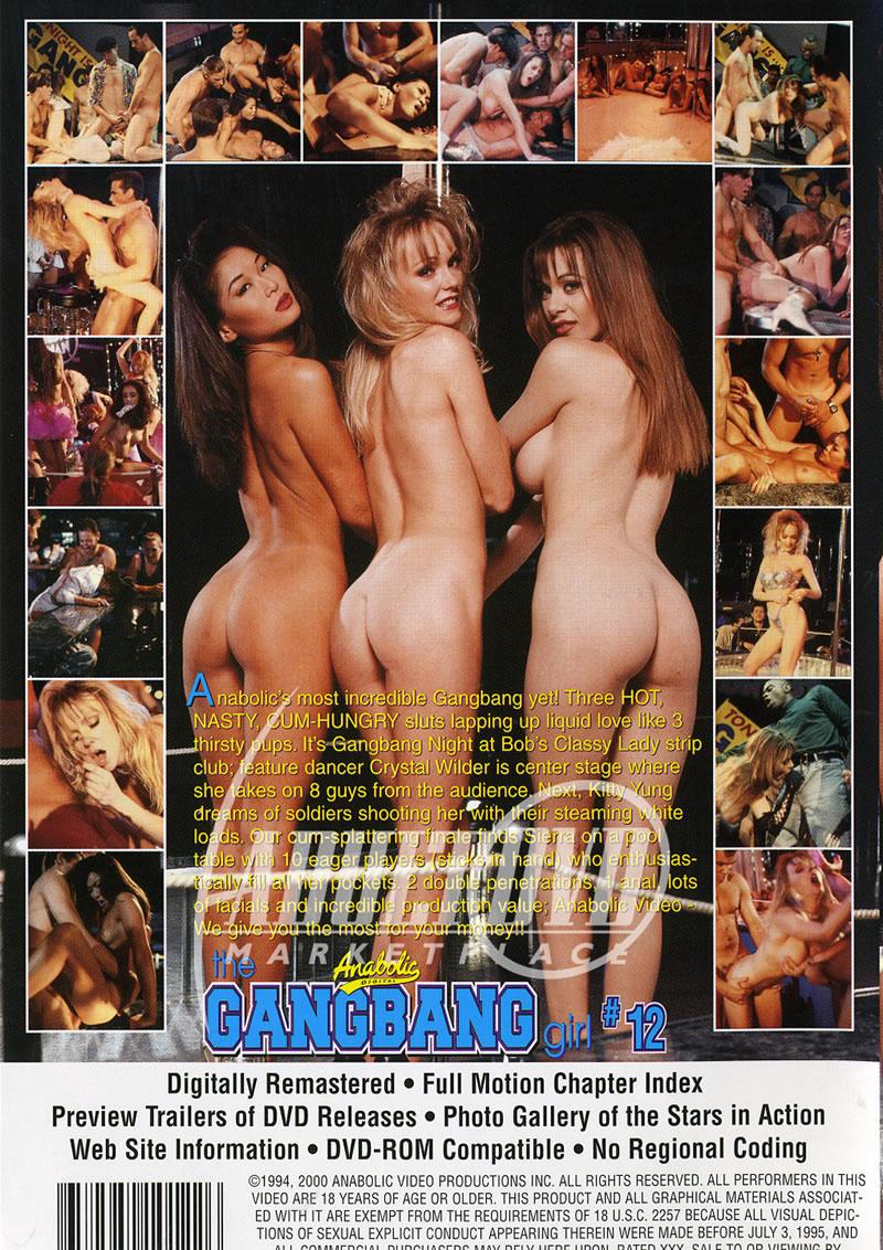 gang bang audience -