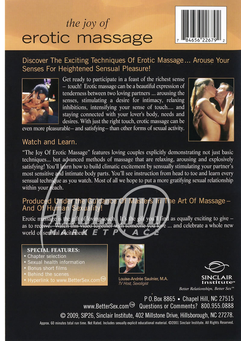 Better sexual health dvd
