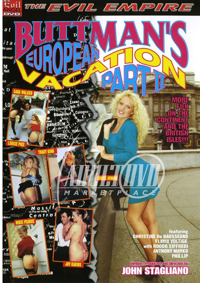 Buttman Vacation buttman's european vacation 2