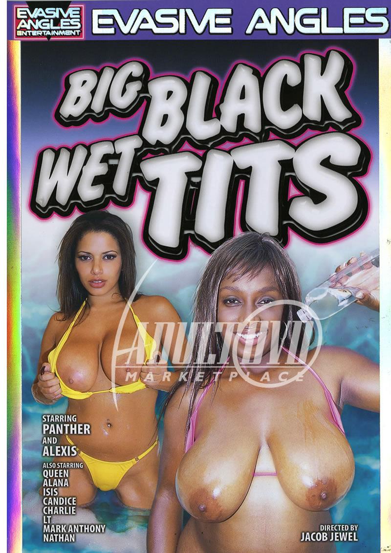 Big black tits dvd