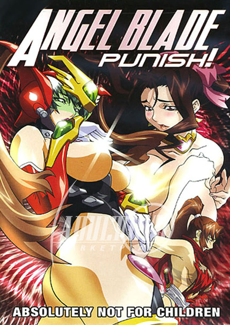 Angel Blade Anime Porn angel blade: punish
