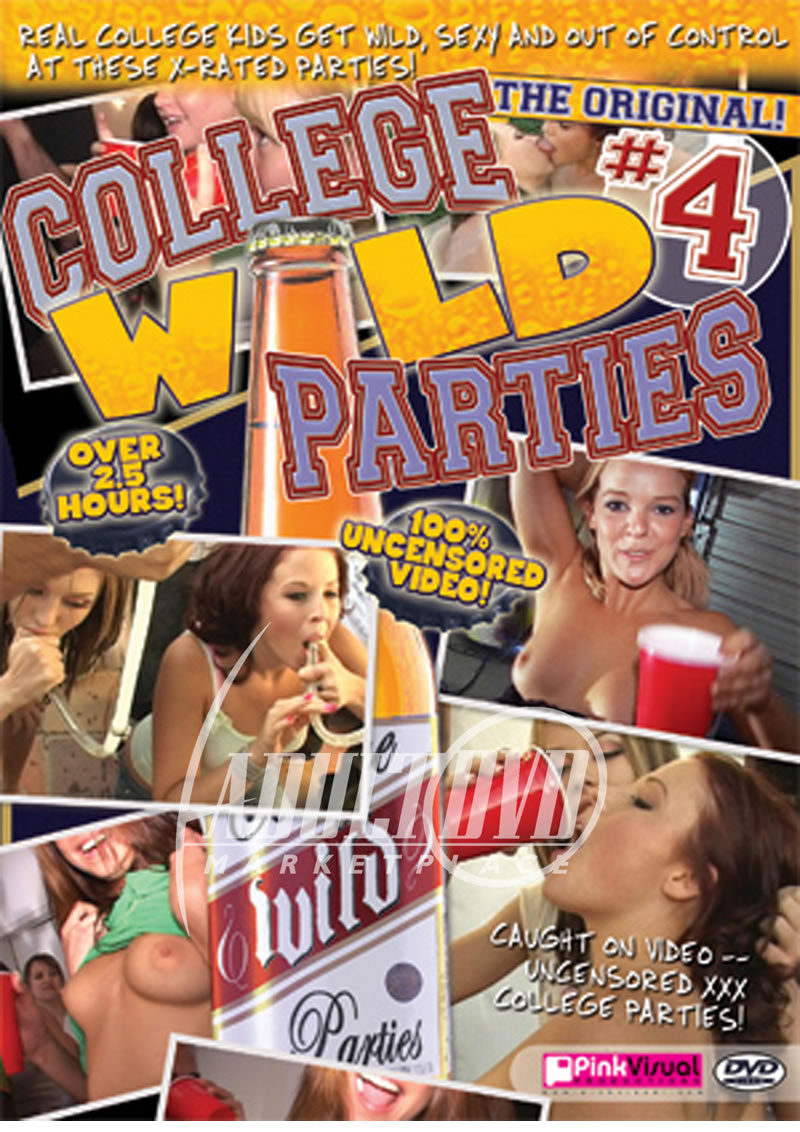 College sex parties on dvd