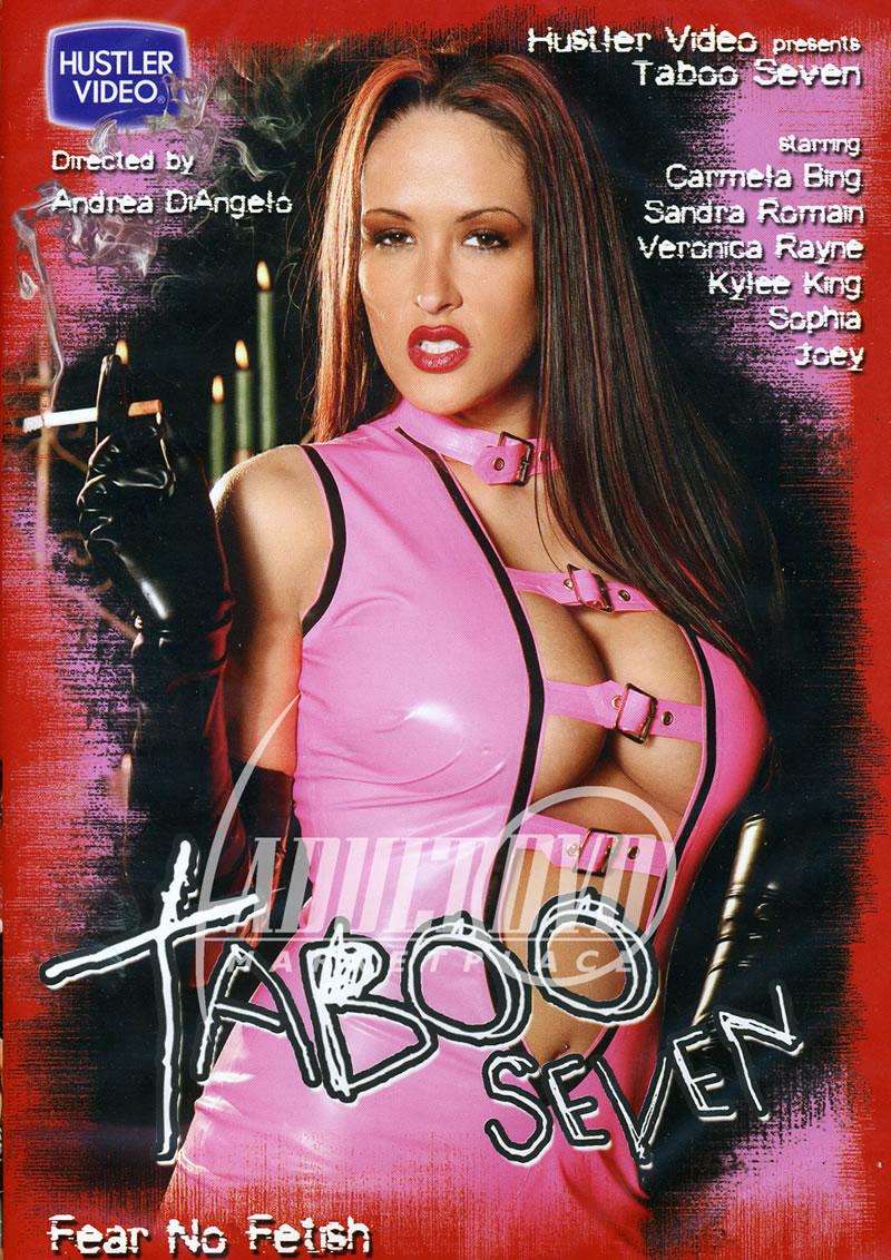 taboo dvd Hustler