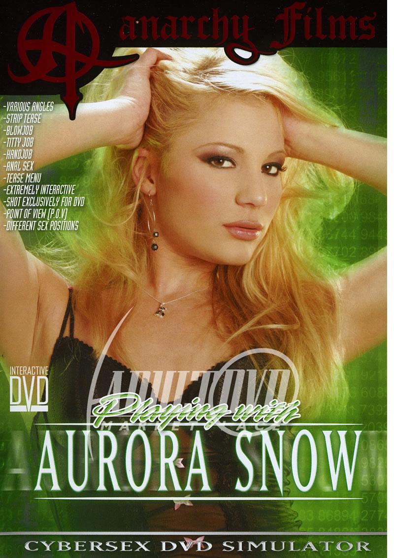 Aurora snow strip