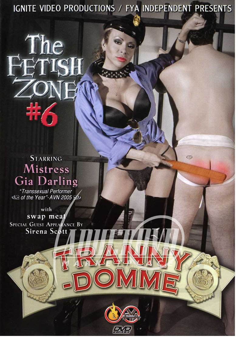 Shemale domme dvds