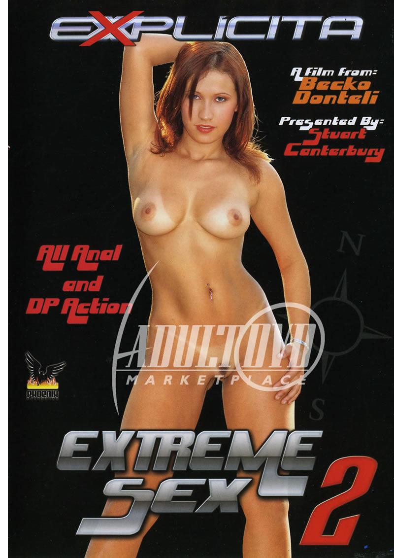 Explicita Extreme Sex 2 Dvd Explicita