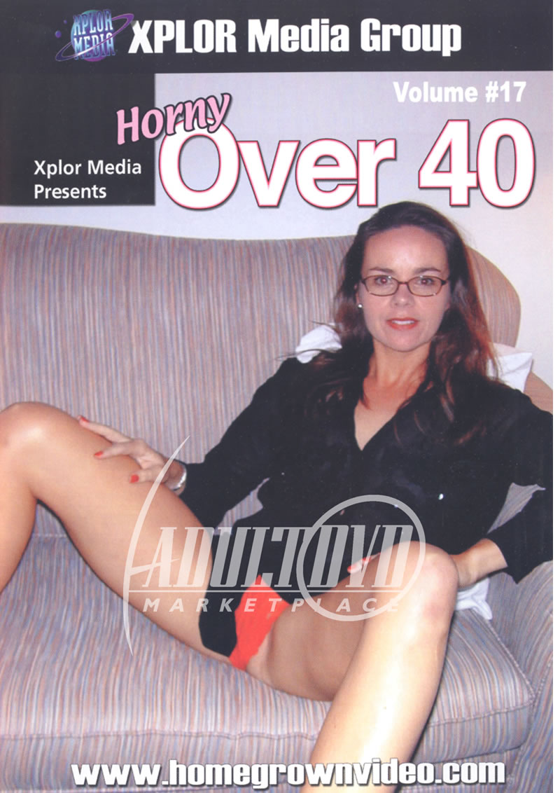 40 and horny