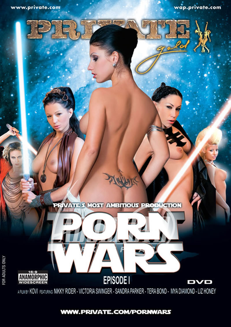 Star Wars films porno