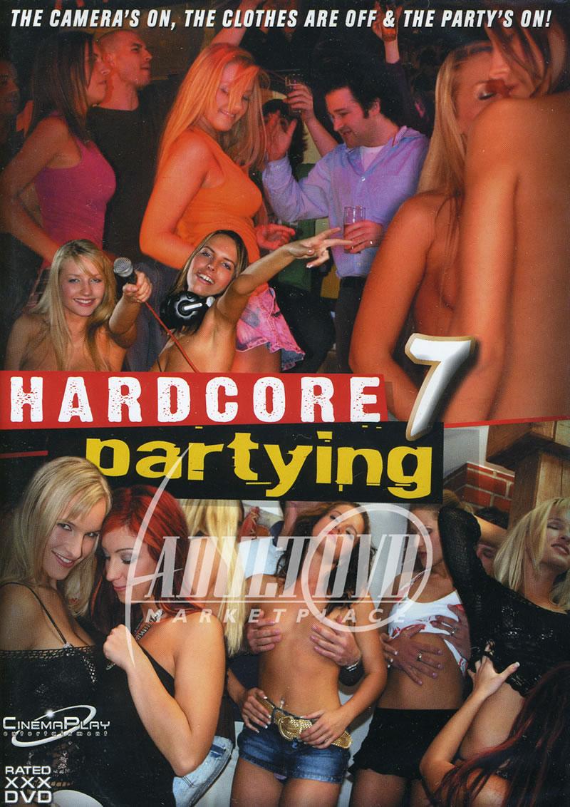 Hardcore porno DVD-a