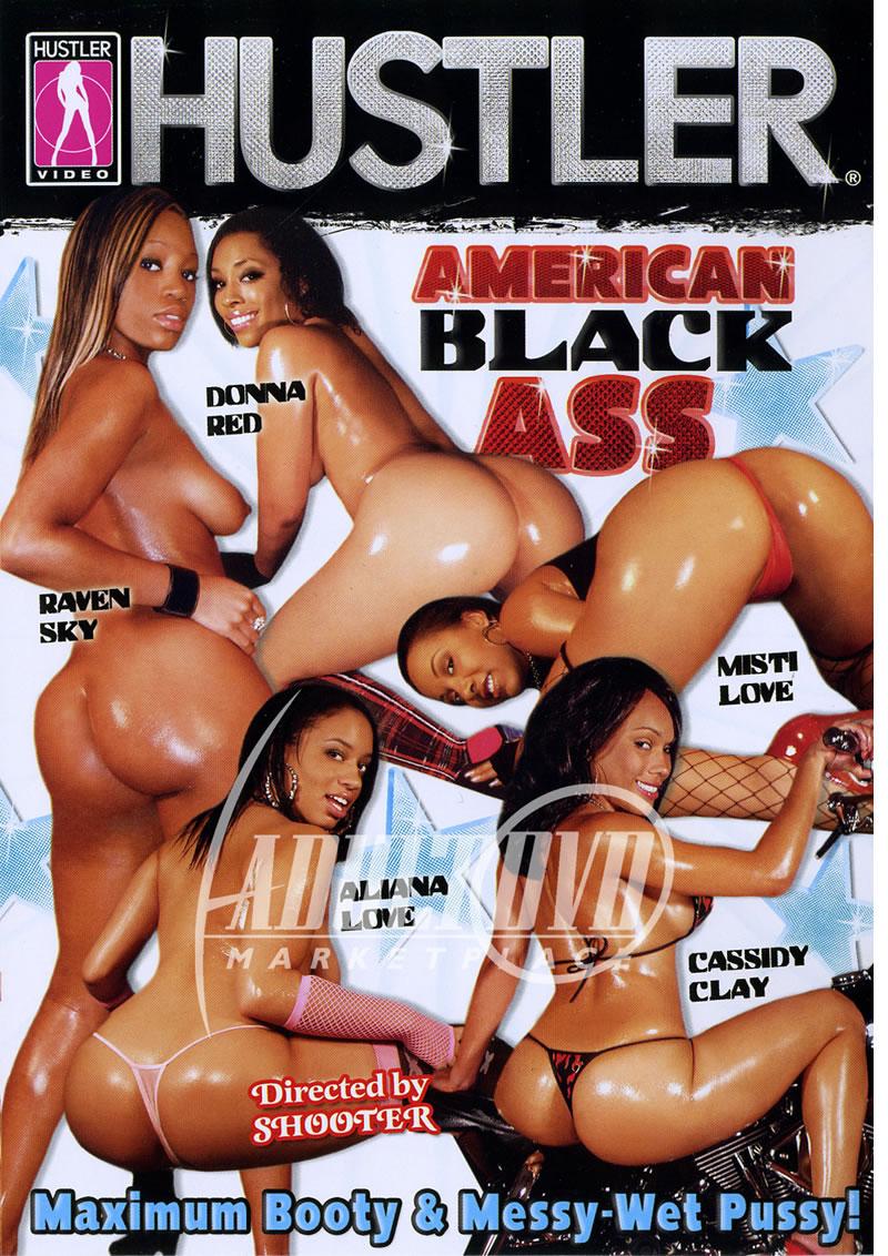 Hustler black ass
