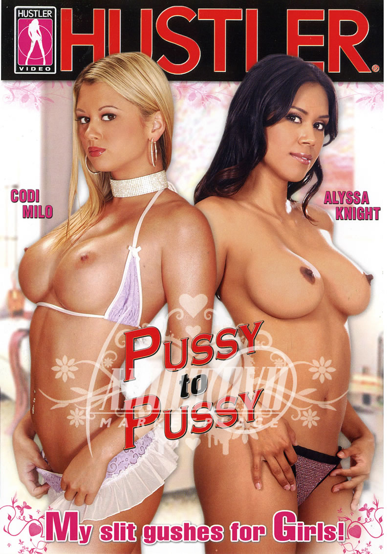 Hustler pussy on pussy video remarkable, very
