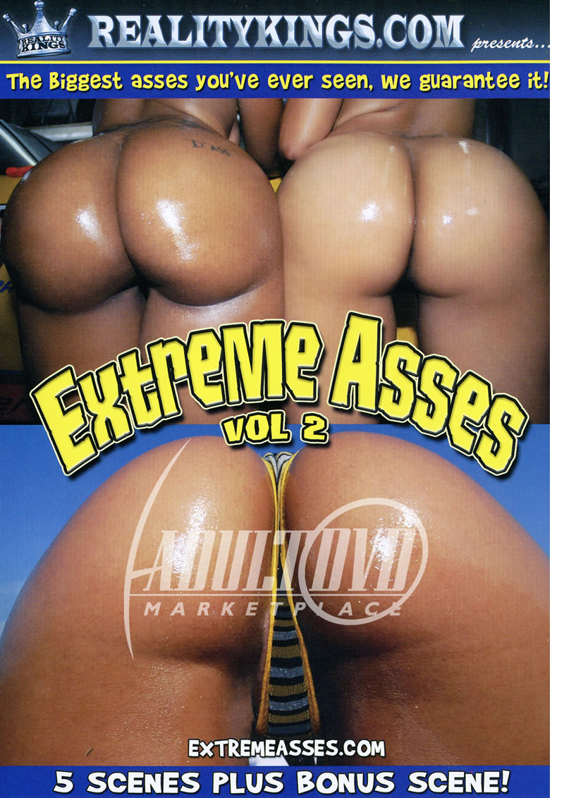 Reality kings extreme asses vol 3