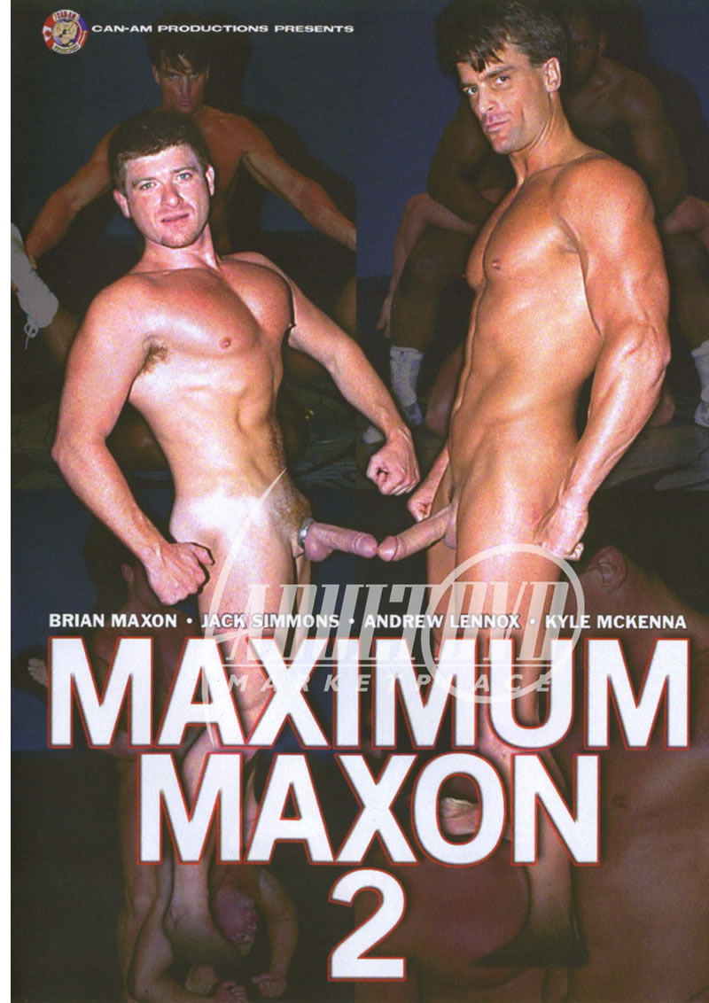 Maximum Maxon 2 Cover Front