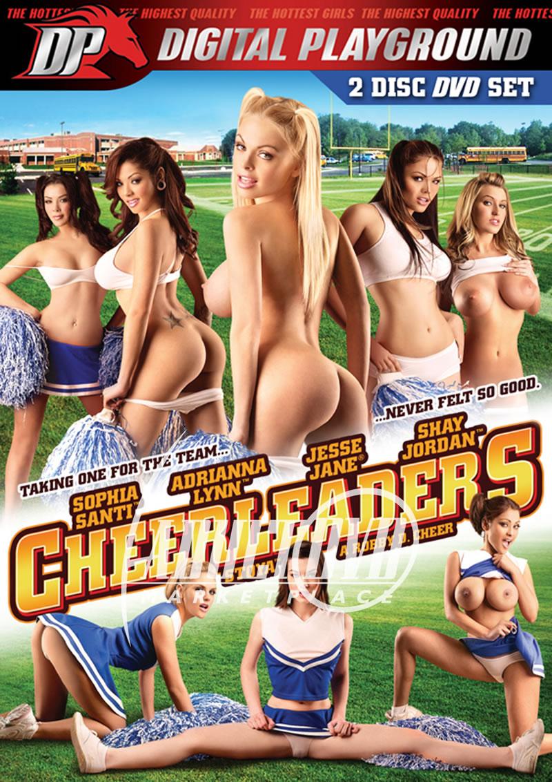 Dvd cheer girl ekiss