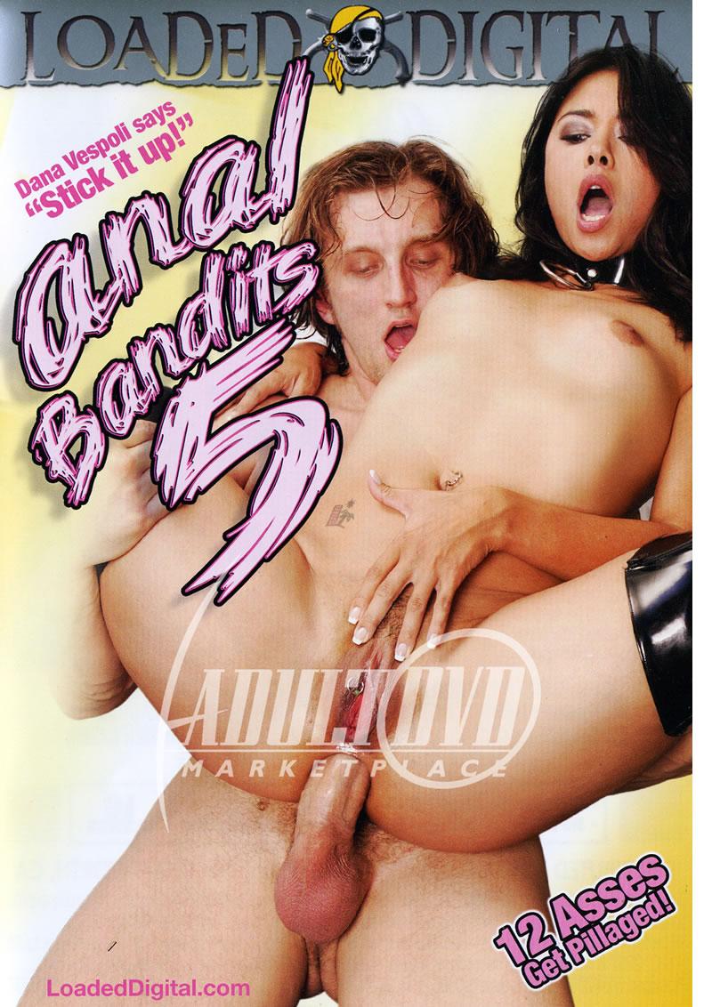 Anal Stick Porn anal bandits 5 - dvd - loaded digital