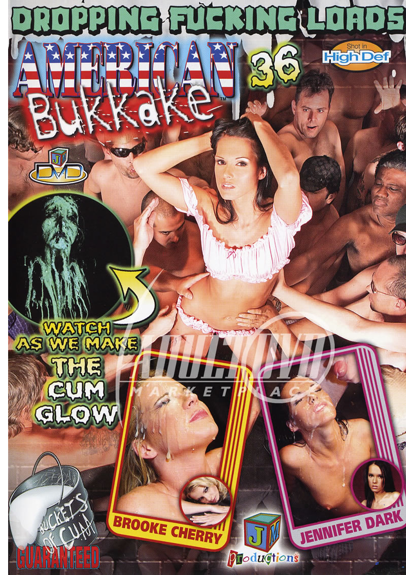 American bukkake dvd jm production