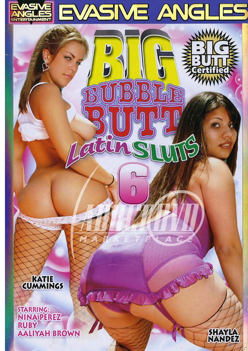 Big Bubble Butt Latin Sluts 4