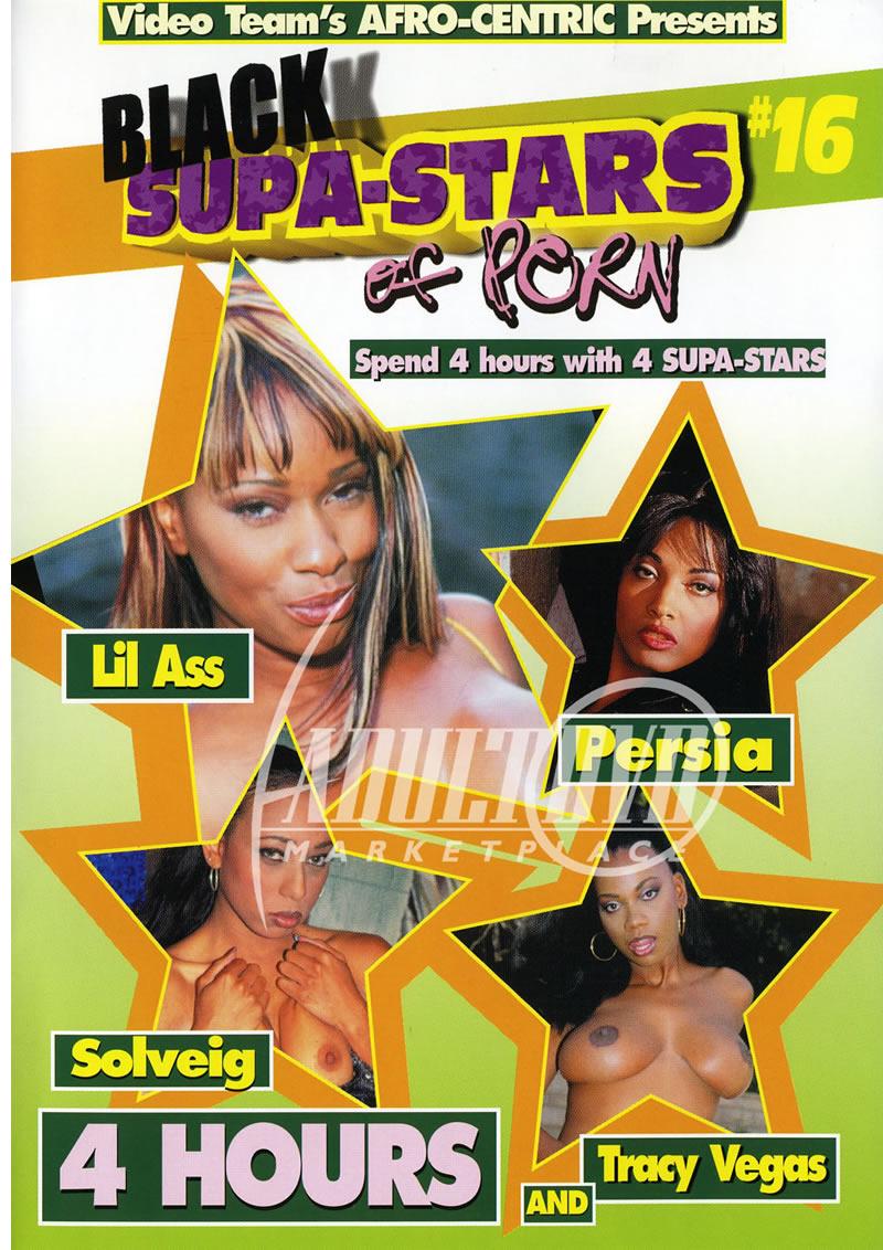16 Black Porn black superstars of porn 16 - dvd - video team