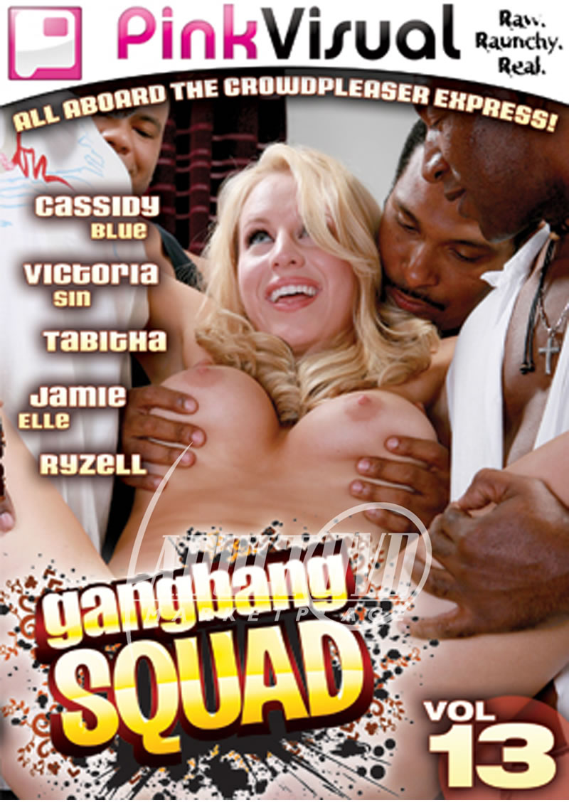 Impudence! Not Gangbang squad angela opinion