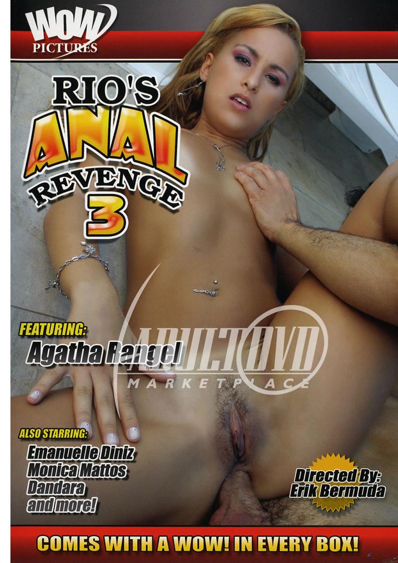 Have anal revenge dvd