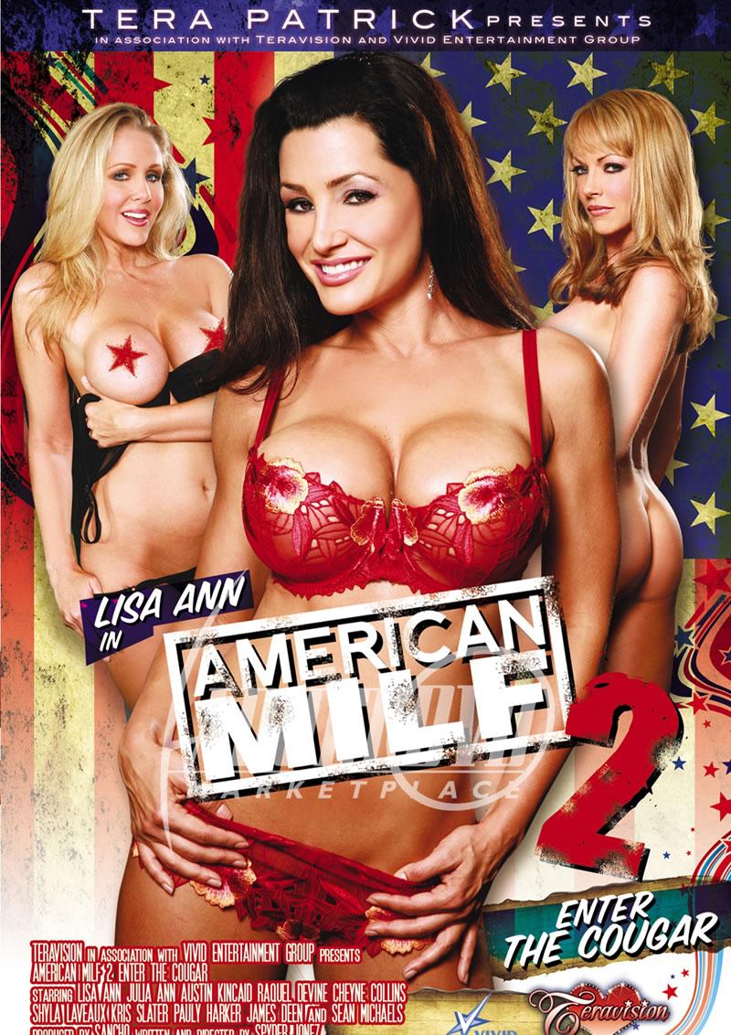 2 Enter The American Cougar Milf