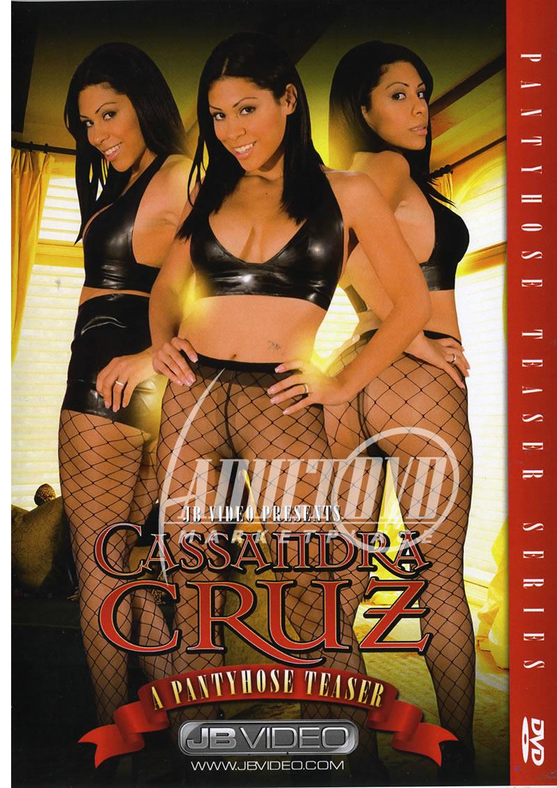 Cassandra cruz pantyhose