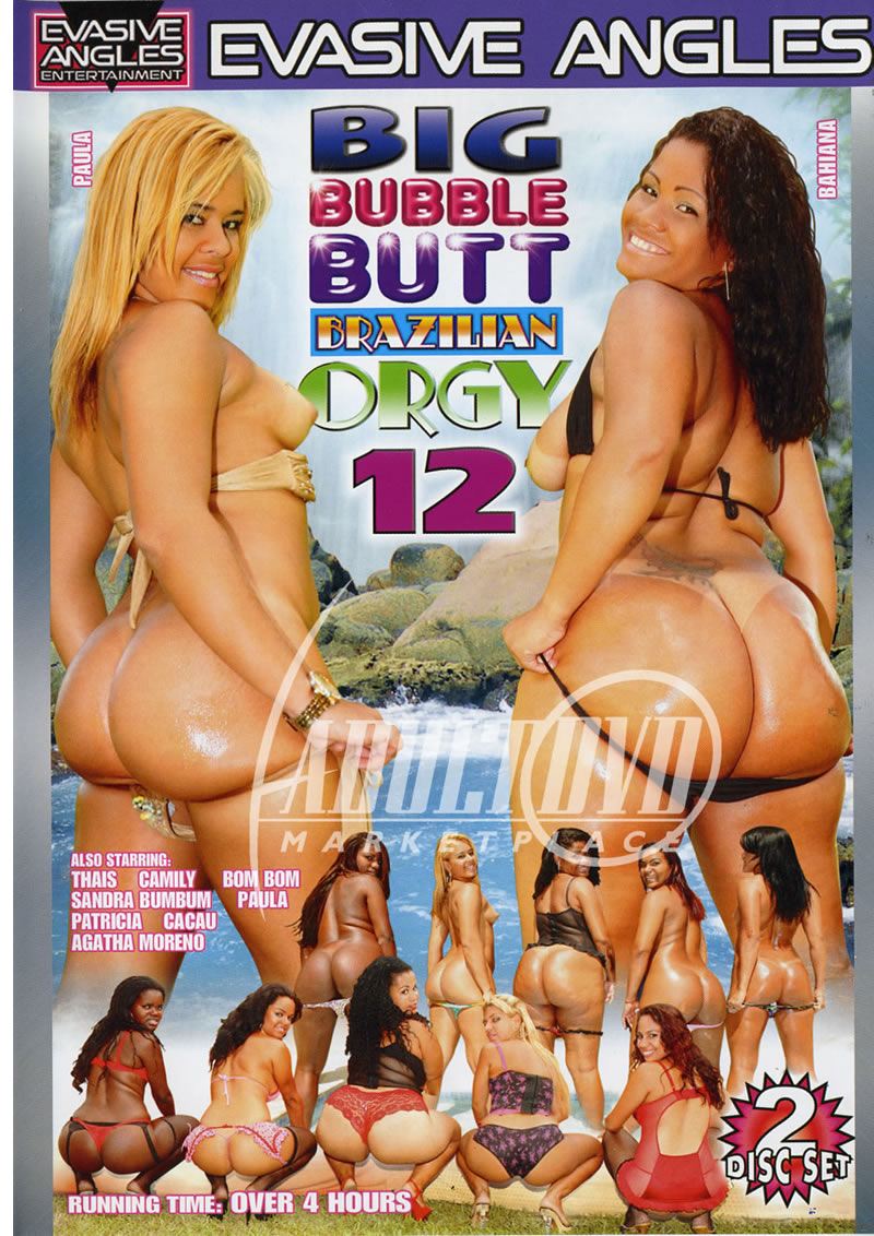Big bubble butt brazilian orgy bundle consider, that