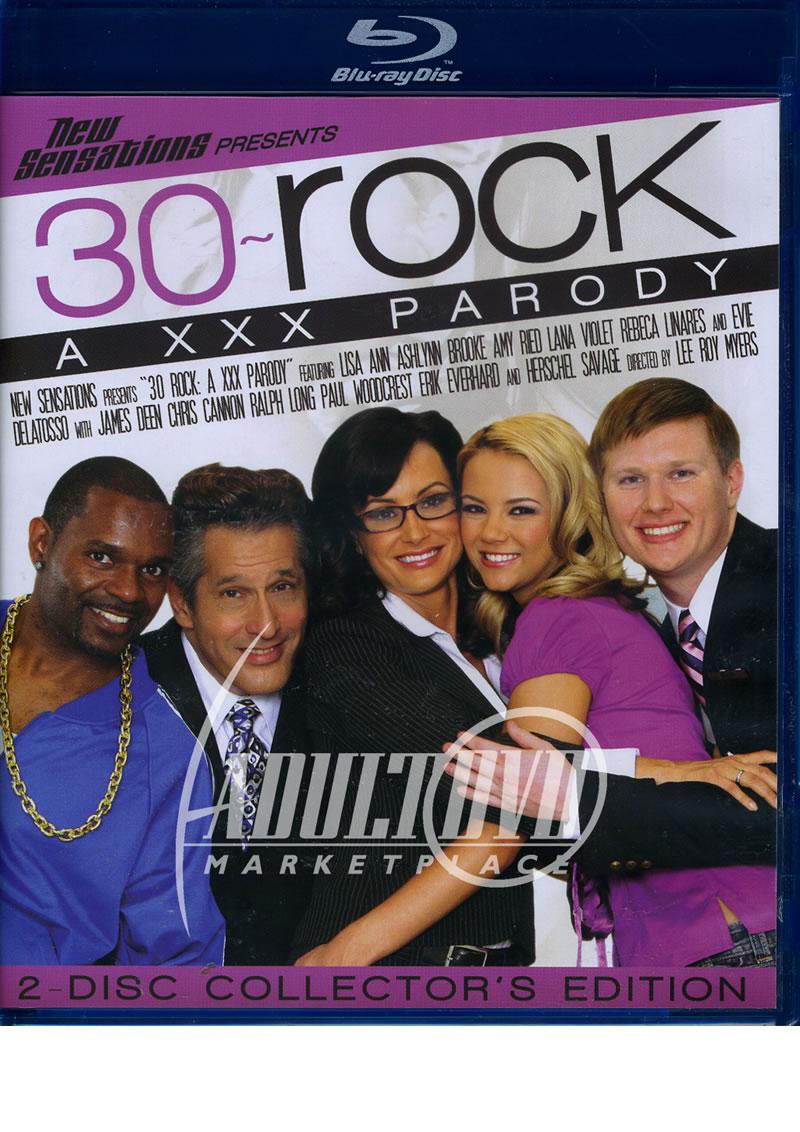 30 rock an xxx parody