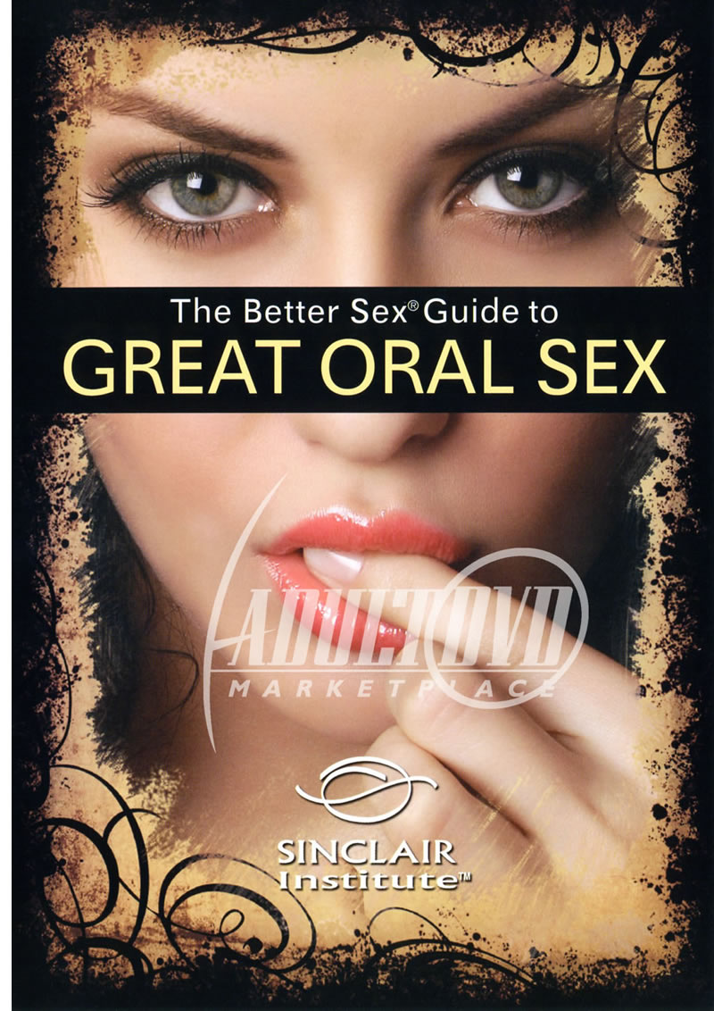 Guide to better oral sex