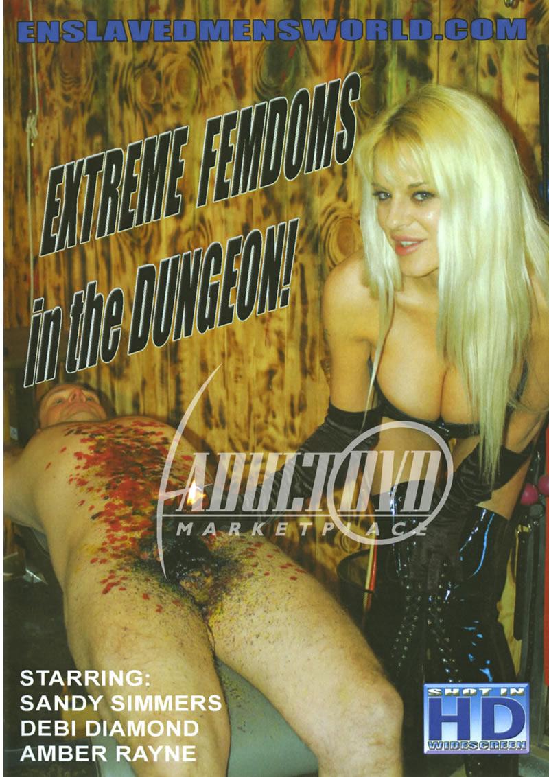 Extreme femdom dvd