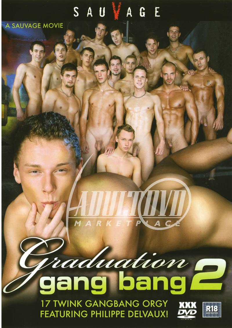 Graduation gangbang 2