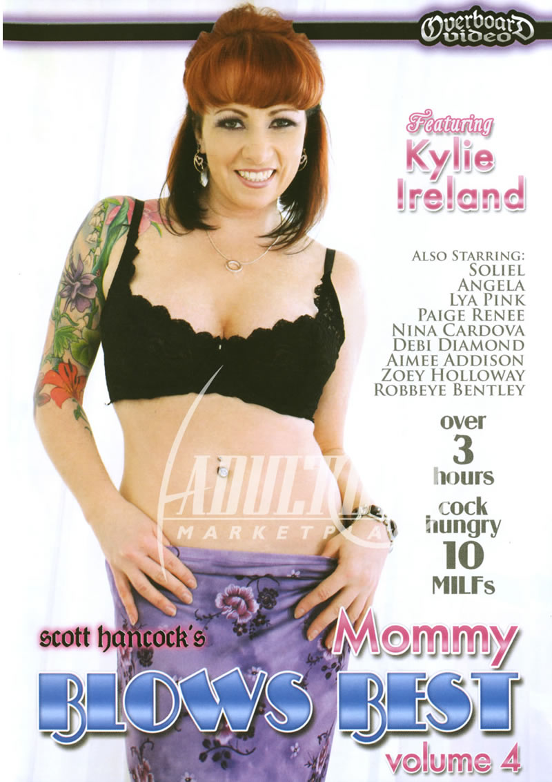Mommy blows best lya pink Mommy Blows Best 4 Dvd Overboard Video