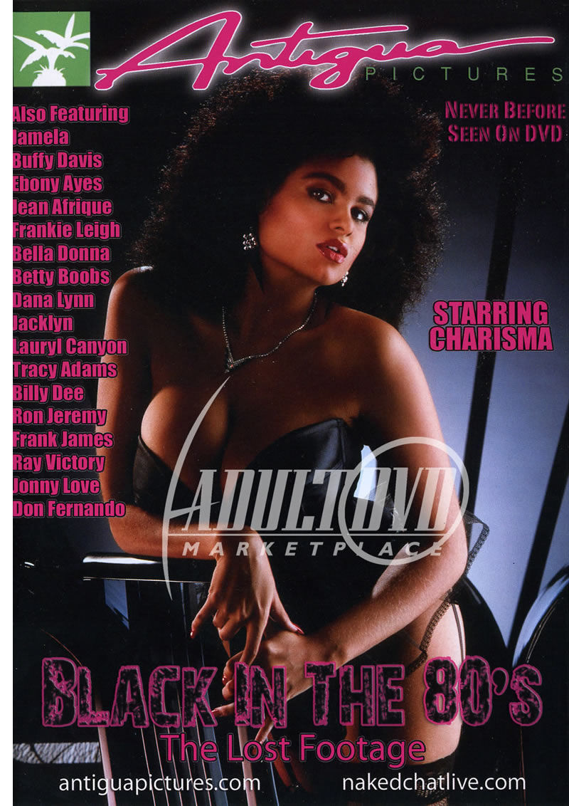 80S Ebony Porn black in the 80s the lost footage