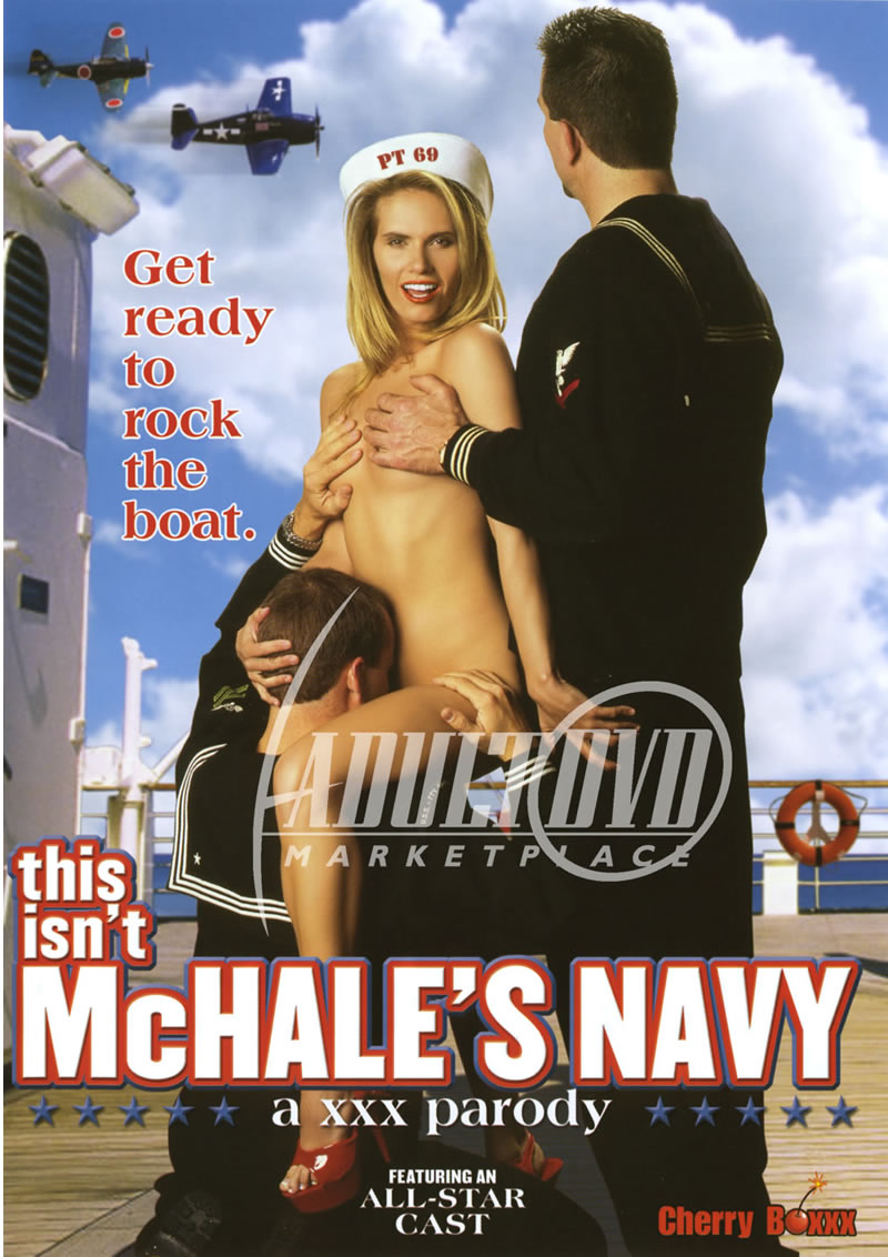 This isnt mchales navy a parody cherry boxxx