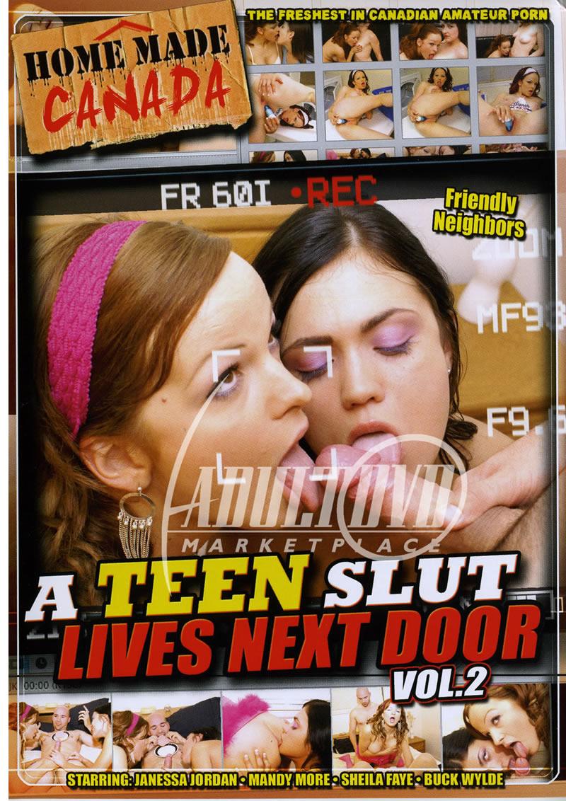 Slut amateur dvd