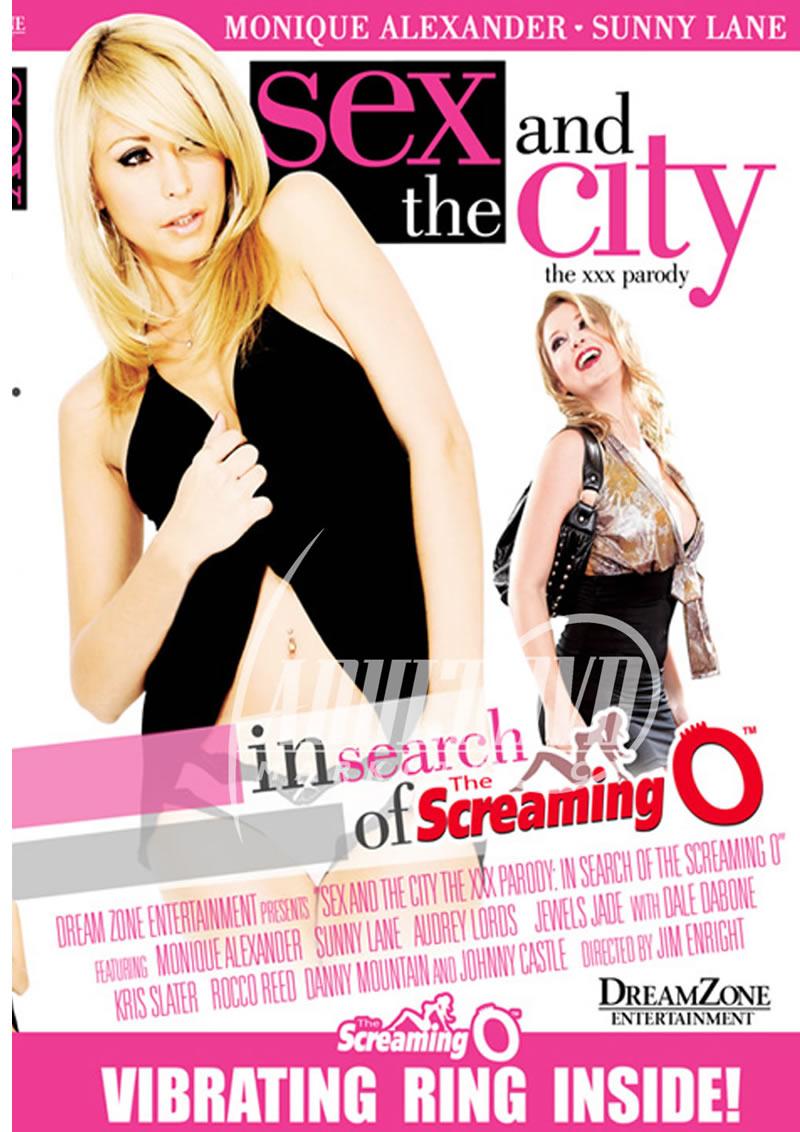 Sex and the city porn parody
