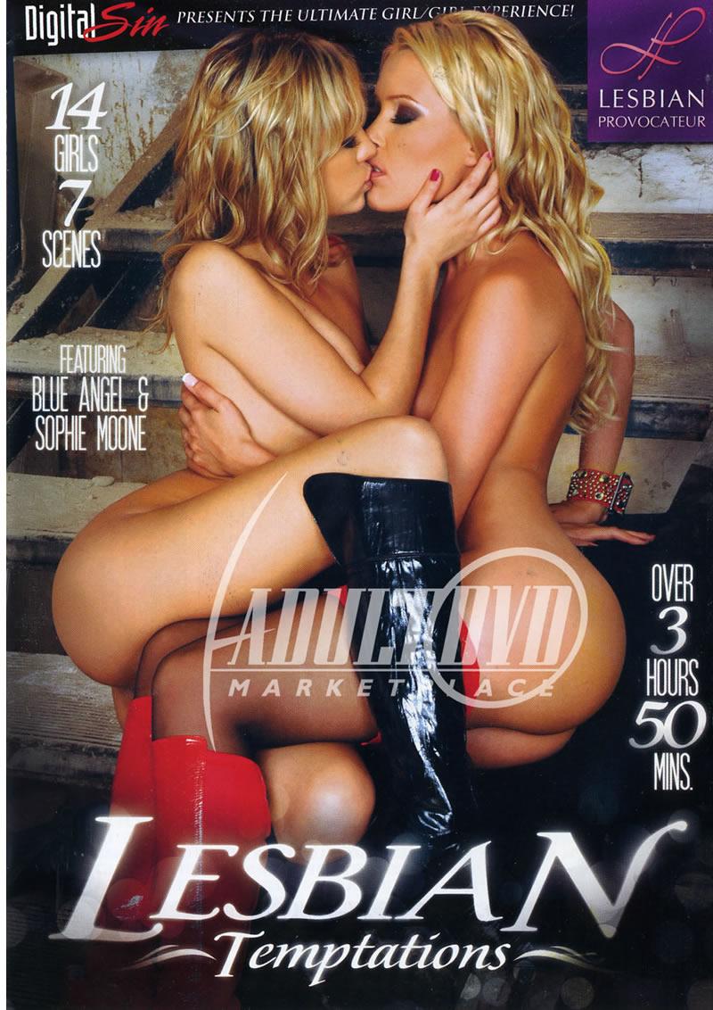 Lesbian Temptation