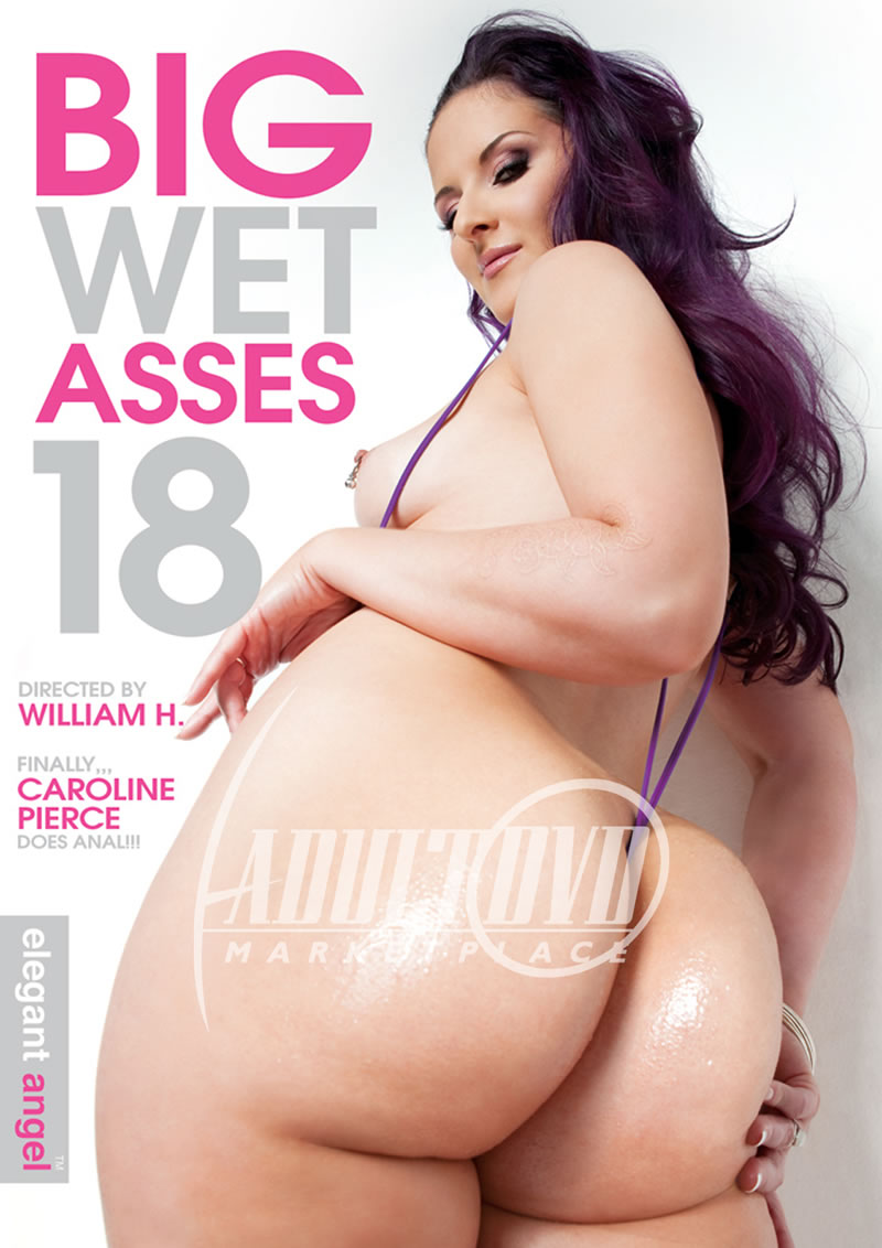 big wet ass