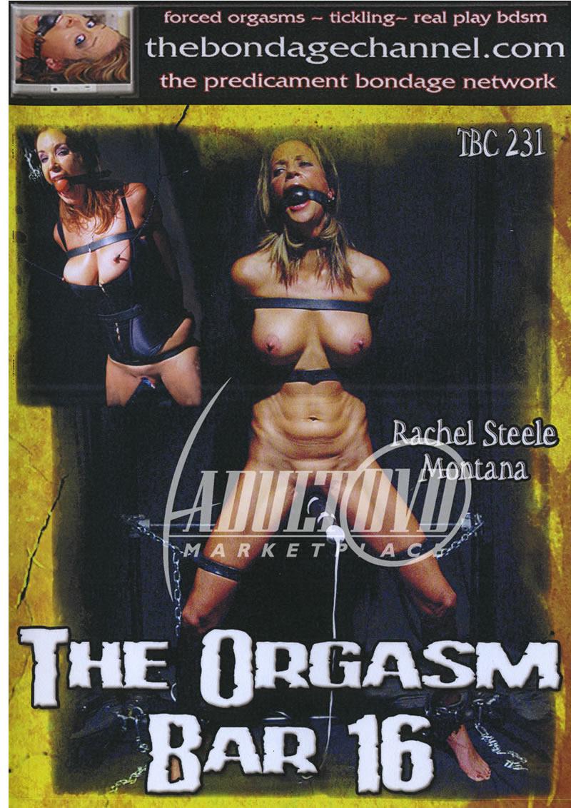 Bondage forced orgasm dvd
