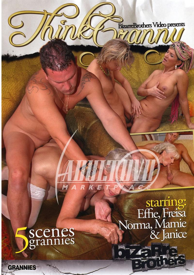 granny porn dvd