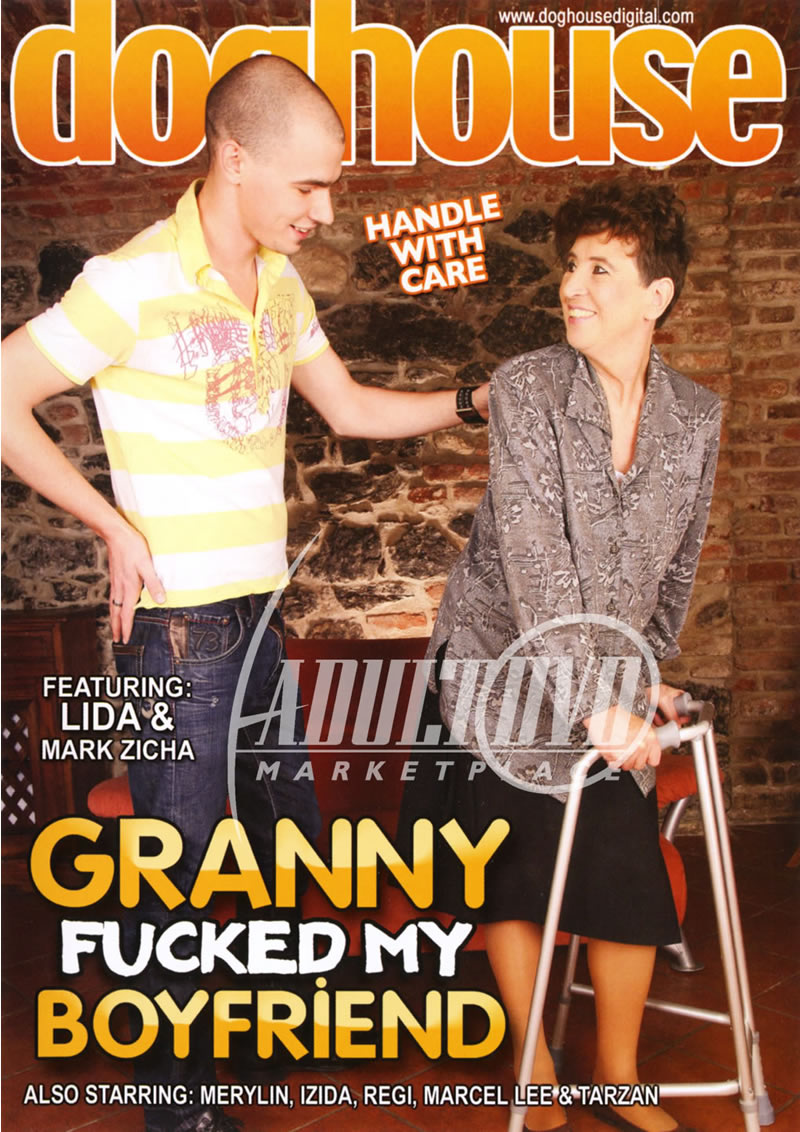 Fucking my grandma #5