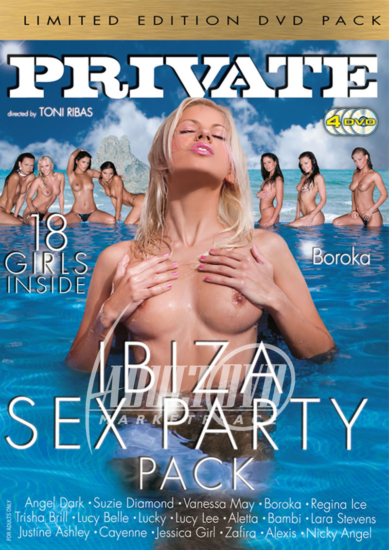 Ibiza sex party private apologise